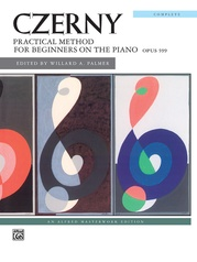 Czerny, Practical Method for Beginners on the Piano, Opus 599 (Complete)