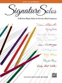 Signature Solos, Book 5