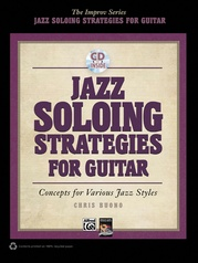 Jazz Soloing Strategies for Guitar