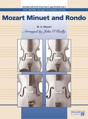 Mozart Minuet and Rondo
