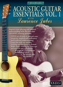 Acoustic Masterclass Series: Laurence Juber -- Acoustic Guitar Essentials, Vol. 1