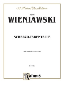 Scherzo Tarantelle, Opus 16
