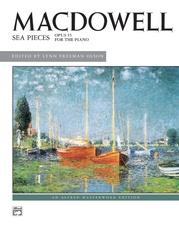 MacDowell, Sea Pieces, Opus 55
