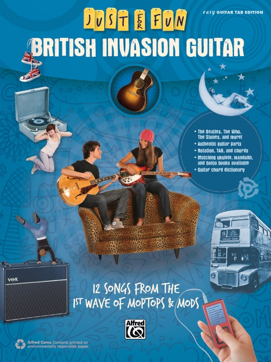 Just for Fun: British Invasion Guitar