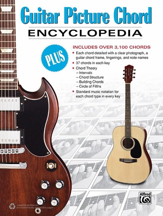 Guitar Picture Chord Encyclopedia Guitar Book