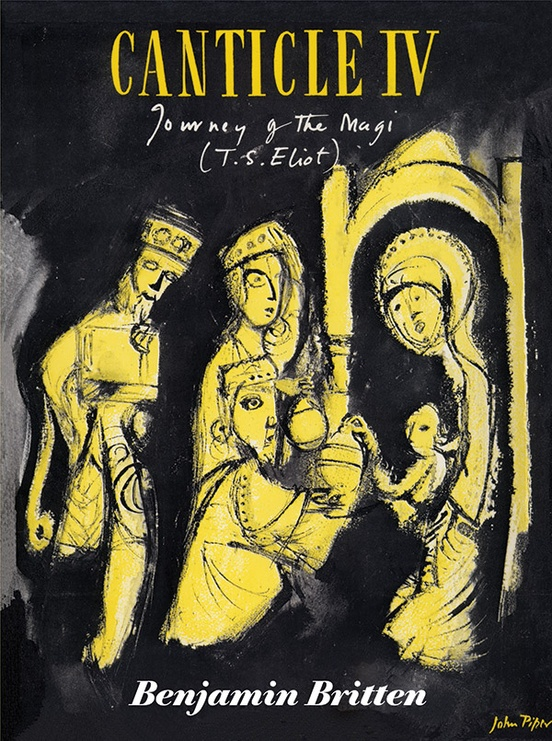 Canticle IV: Journey of the Magi, Opus 86