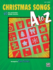 Christmas Songs A to Z