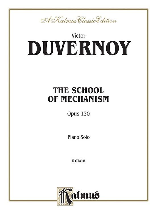 School of Mechanism, Opus 120