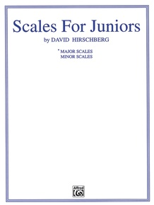 Scales for Juniors, Part 1 (Major)