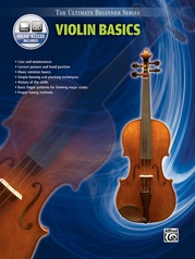 Ultimate Beginner Series: Violin Basics