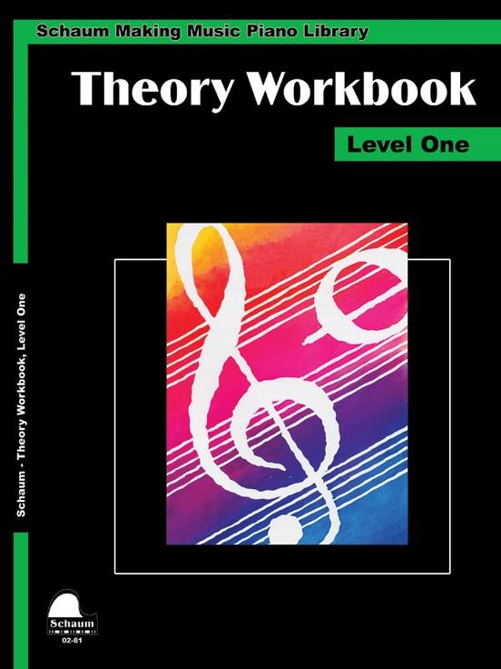 Theory Workbook, Level 1