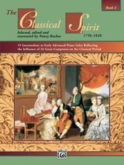 The Classical Spirit (1750--1820), Book 2