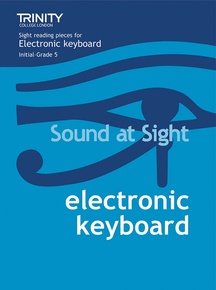 Sound at Sight for Electronic Keyboard