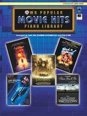 Popular Piano Library: Movie Hits, Level 4