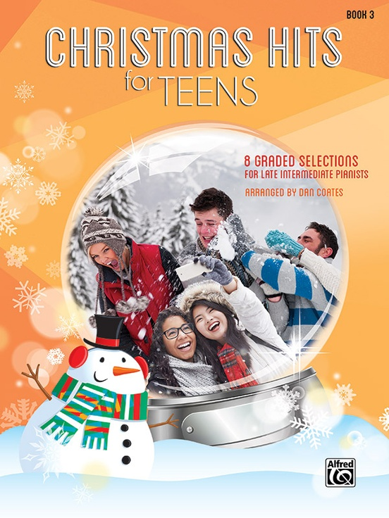 Christmas Hits for Teens, Book 3