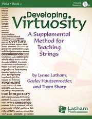 Developing Virtuosity bk. 2 - Viola