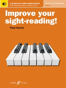 Improve Your Sight-Reading! Piano, Level 3 (New Edition)