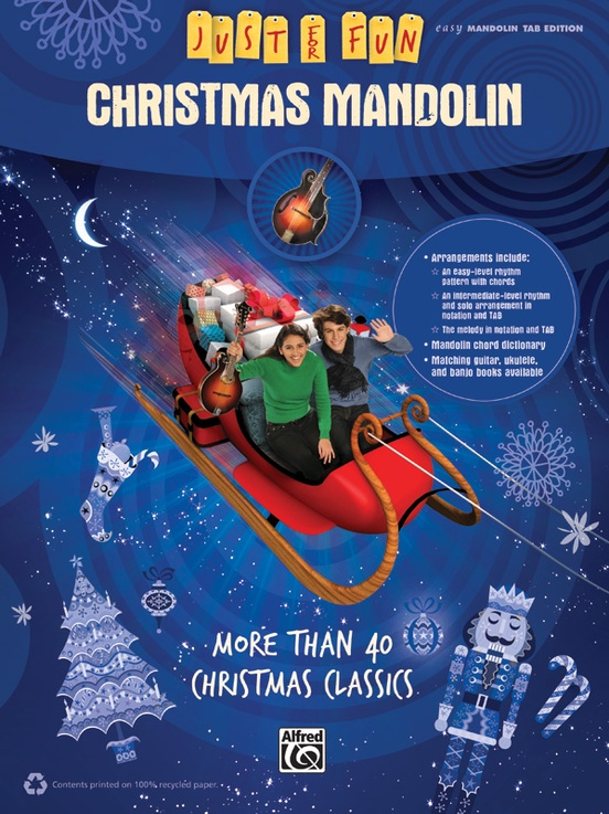 Just for Fun: Christmas Mandolin