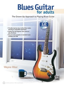 Blues Guitar for Adults