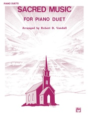Sacred Music for Piano Duet