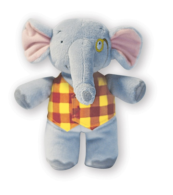 Music for Little Mozarts: Plush Toy -- Elgar E. Elephant