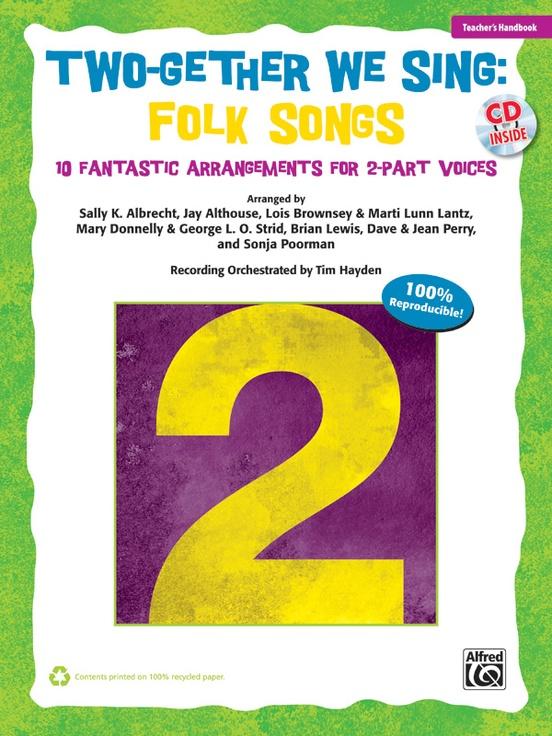 Two-Gether We Sing: Folk Songs