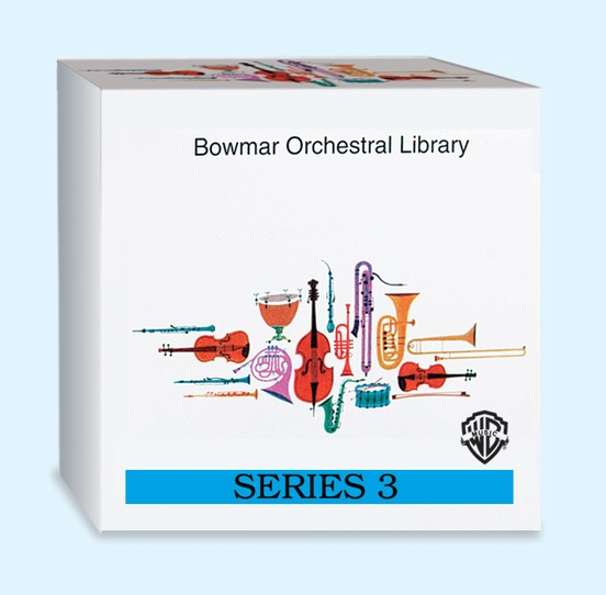 Bowmar Orchestral Library, Series 3