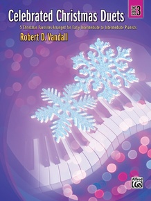 Celebrated Christmas Duets, Book 3