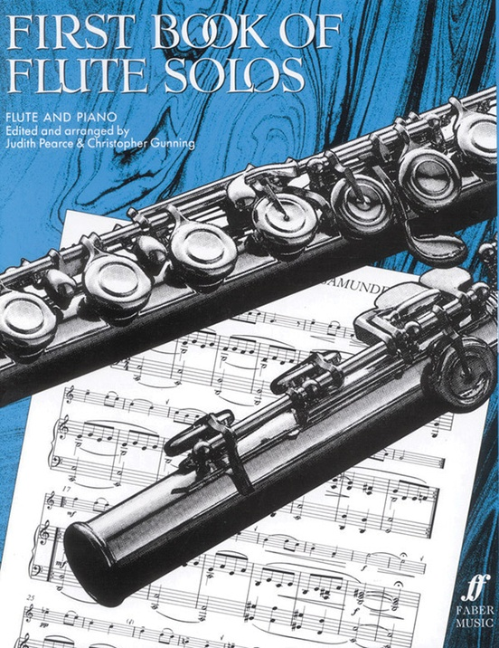 First Book of Flute Solos