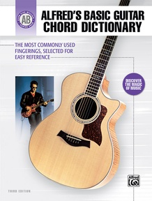 Alfred's Basic Guitar Chord Dictionary