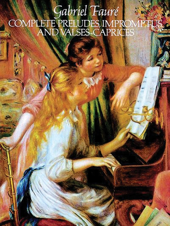Complete Preludes, Impromptus, and Valses-Caprices