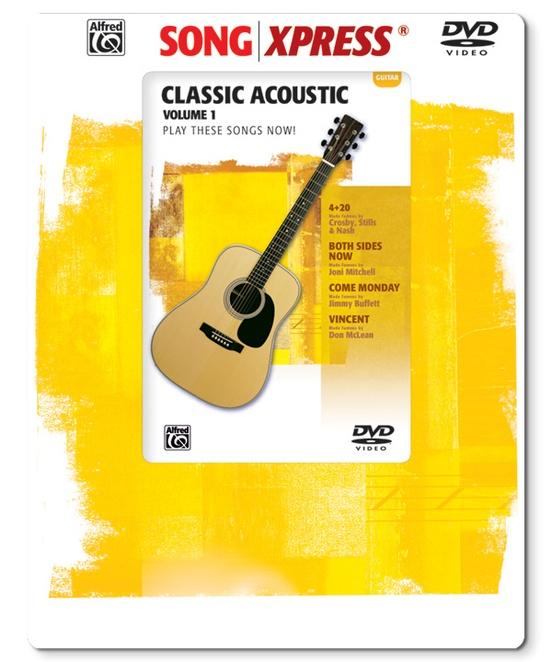 SongXpress®: Classic Acoustic, Vol. 1
