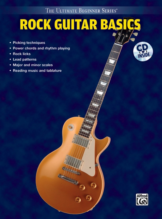 Ultimate Beginner Series: Rock Guitar Basics