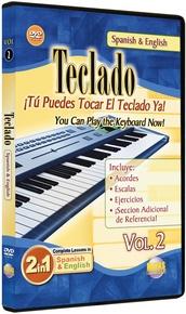 2 in 1 Bilingual: Teclado Vol. 2