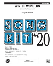 Winter Wonders: Song Kit #20