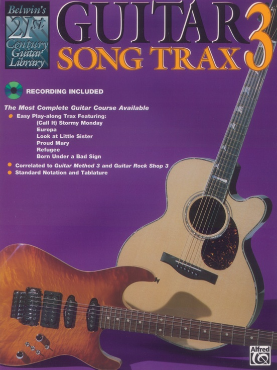 Belwin's 21st Century Guitar Song Trax 3