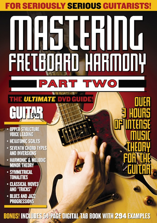 Guitar World: Mastering Fretboard Harmony, Part Two