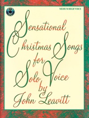 Sensational Christmas Songs for Solo Voice
