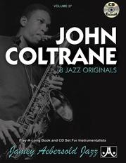 Jamey Aebersold Jazz, Volume 27: John Coltrane