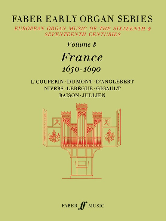 Faber Early Organ Series, Volume 8