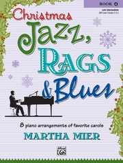 Christmas Jazz, Rags & Blues, Book 4