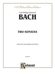 Two Sonatas (A Minor and D Major)