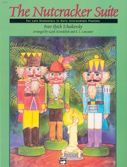 The Nutcracker Suite - Late Elementary/Early Intermediate