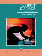 L'Esprit du Tour: A Fanfare for Lance