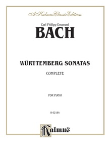 The Württenburg Sonatas (Complete)