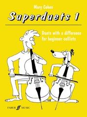 Superduets for Cello, Book 1