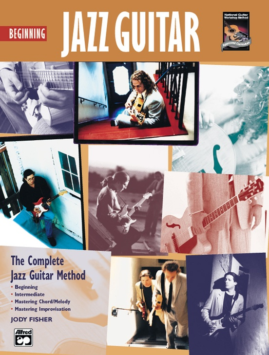 The Complete Jazz Guitar Method: Beginning Jazz Guitar
