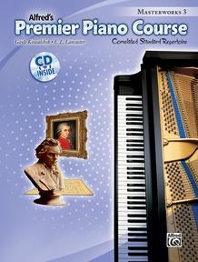 Premier Piano Course, Masterworks 3