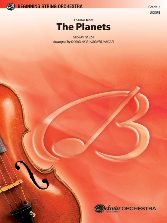 The Planets, Themes from