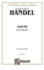 Joseph (1744), An Oratorio